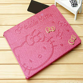 DARK PINK HELLO KITTY HARD FLIP CASE COVER FOR IPAD MINI Mobile phones