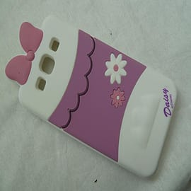DIA DAISY DUCK SILICONE CASE COVER FOR SAMSUNG GALAXY S3 I9300 Mobile phones