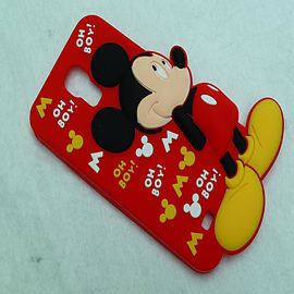 DIA DISNEY MICKEY MOUSE STANDING SERIES 4 SILICONE CASE COVER FOR SAMSUNG GALAXY S4 I9500 Mobile phones