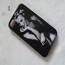 DIA DESIGN 1 MARILYN MONROE HARD CASE COVER FOR IPHONE 5 5G 5S Mobile phones