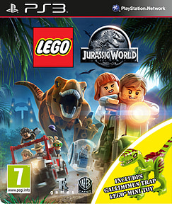LEGO Jurassic World: Gallimimus Edition - Only at GAME PlayStation 3