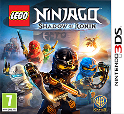 LEGO Ninjago: Shadow of Ronin 3DS