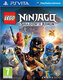 LEGO Ninjago: Shadow of Ronin PS Vita
