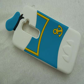 DIA DONALD DUCK SILICONE CASE COVER FOR LG G2 D802 Mobile phones