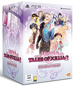 Tales of Xillia 2 Ludger Kresnik Collector's Edition (Playstation 3) PS3