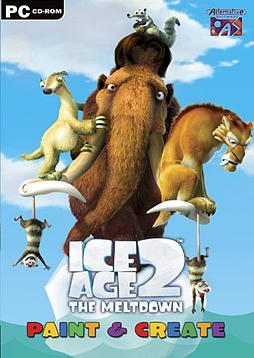 Ice Age 2 Paint and Create (PC) PC