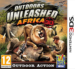 Outdoors Unleashed: Africa 3D (3DS) 3DS