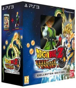 Dragon Ball Z Tenkaichi Ultimate - Collector Edition (PlayStation 3) PS3