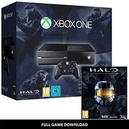 Xbox One with Halo Master Chief Collection Xbox One