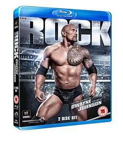 THE ROCK - THE EPIC JOURNEY OF DWAYNE JOHNSON BLU-RAY Blu-ray