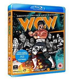 WCW'S GREATEST PPV MATCHES VOL.1 BLU-RAY Blu-ray