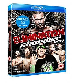 ELIMINATION CHAMBER 2014 BLU-RAY Blu-ray