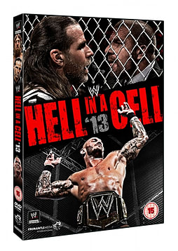 HELL IN A CELL 2013 DVD DVD