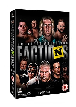 WWE PRESENTS WRESTLING'S GREATEST FACTIONS DVD DVD