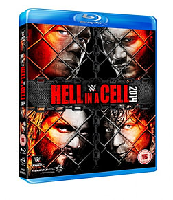 HELL IN A CELL 2014 BLU-RAY Blu-ray