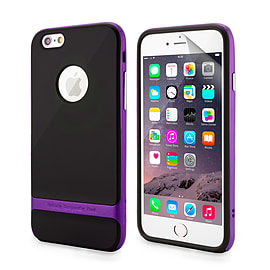 iPhone 6 (4.7) Bullet Proof dual layer case - Purple Mobile phones