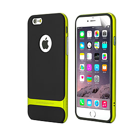 iPhone 6 (4.7) Rock Design dual layer shock proof case - Green Mobile phones