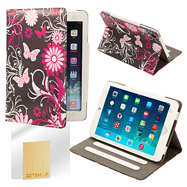 iPad Mini Design PU leather case - Gerbera Tablet