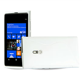 Nokia Lumia 630 S-Line gel case - White Mobile phones