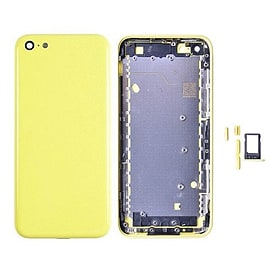 32nd Replacement back housing cover for Apple iPhone 5C ? Yellow Mobile phones