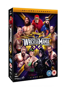 WRESTLEMANIA 30 DVD DVD
