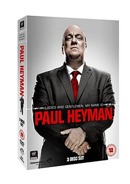 LADIES AND GENTLEMEN, MY NAME IS PAUL HEYMAN DVD DVD