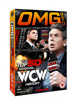 OMG! VOLUME 2 - THE TOP 50 INCIDENTS IN WCW HISTORY DVD DVD