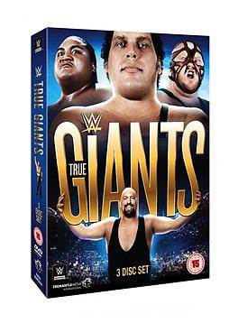 TRUE GIANTS DVD DVD