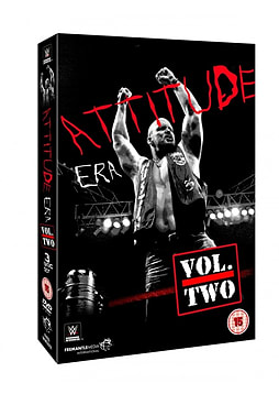 THE ATTITUDE ERA VOLUME 2 DVD DVD
