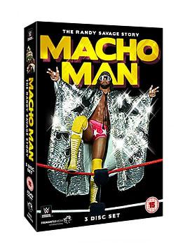 MACHO MAN : THE RANDY SAVAGE STORY DVD DVD