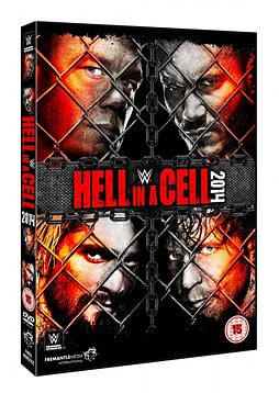 HELL IN A CELL 2014 DVD DVD