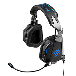 Mad Catz F.R.E.Q. TE Headset - Matte Black Accessories