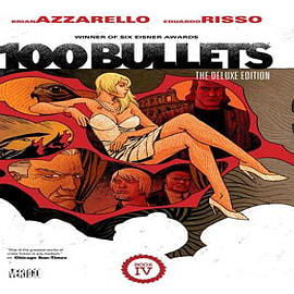 100 Bullets: Book 4 (De Luxe edition) Books