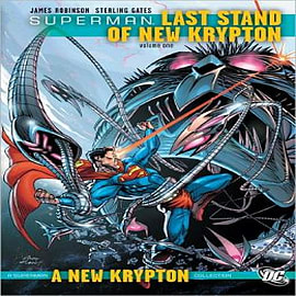 Superman: Volume 1: Last Stand of New Krypton Books
