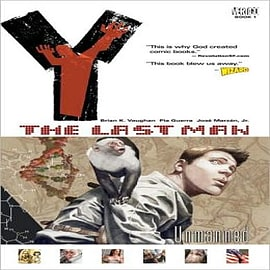 Y: The Last Man: Volume 1: Unmanned Books