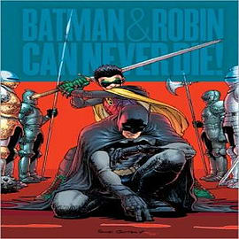 Absolute Batman and Robin: Reborn Books