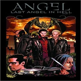Angel: v. 6: Last Angel in Hell Books