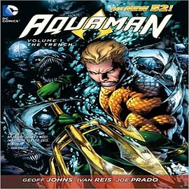 Aquaman: Volume 1: The Trench (The New 52) Books