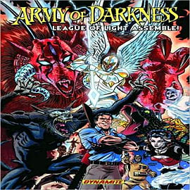 Army of Darkness: League of Light, Assemble Books