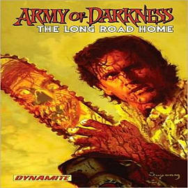 Army of Darkness: Long Road Home Books