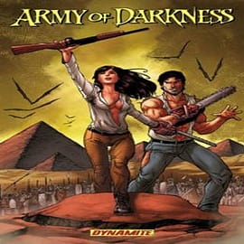 Army of Darkness: Volume 1: Hail to the Queen, Baby! Books