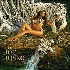 Art of Joe Jusko Books