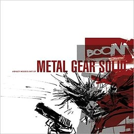 Art of Metal Gear Solid Books