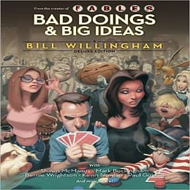 Bad Doings and Big Ideas (De Luxe edition) Books