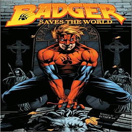 Badger Saves the World Books