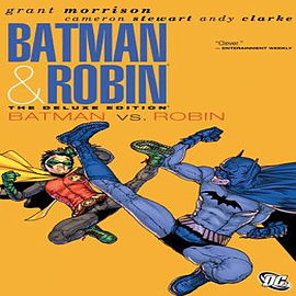 Batman and Robin: Vol 02 : Batman vs Robin Books