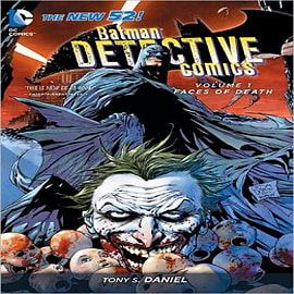 Batman Detective Comics: Volume 1: Faces of Death Books