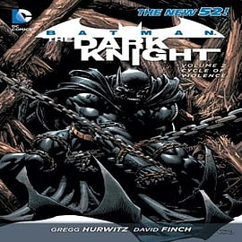Batman the Dark Knight: Volume 2: Cycle of Violence (the New 52) Books