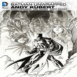 Batman Unwrapped by Andy Kubert HC Books