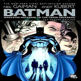 Batman Whatever Happened to the Caped Crusader Books